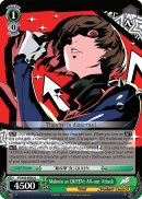 P5/S45-E036 Makoto as QUEEN: All-out Attack