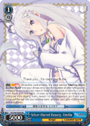 RZ/S46-E059 Silver-Haired Beauty, Emilia