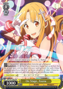 SAO/S51-E001 On Stage, Asuna