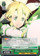 SAO/S51-E042 Magic Attack, Leafa