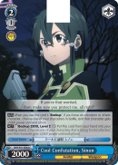 SAO/S51-E092 Cool Confutation, Sinon