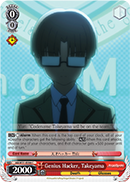 AB/W31-E086 Genius Hacker, Takeyama