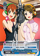 LL/EN-W02-E134 In the Middle of Recording! Rin & Hanayo