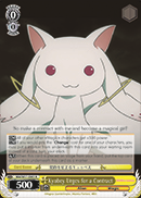 MM/W17-E003 Kyubey Urges for a Contract