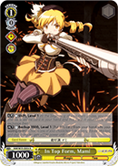 MM/W35-E004 In Top Form, Mami