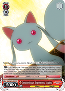 MM/W35-E073 Conducting an Experiment, Kyubey