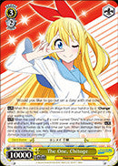 NK/W30-E002 The One, Chitoge