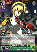 "P4/EN-S01-024 ""The Heartless Armed Angel"" Aigis"