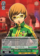 P4/EN-S01-029 Reliable Prince, Chie