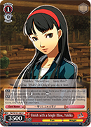 P4/EN-S01-063 Finish with a Single Blow, Yukiko