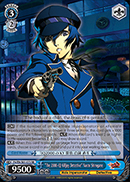 "P4/EN-S01-073 ""The 2000-IQ Killjoy Detective"" Naoto Shirogane"