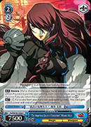 "P4/EN-S01-094 ""The Imperious Queen of Executions"" Mitsuru Kirijo"