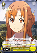 SAO/SE23-E04 Autumn Walk, Asuna