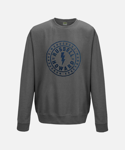 Circle Lightning Sweatshirt