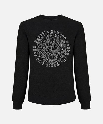 Round The World Sweatshirt