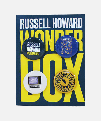 Wonder Box Badge Set