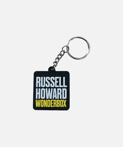 Wonderbox Rubber Keyring