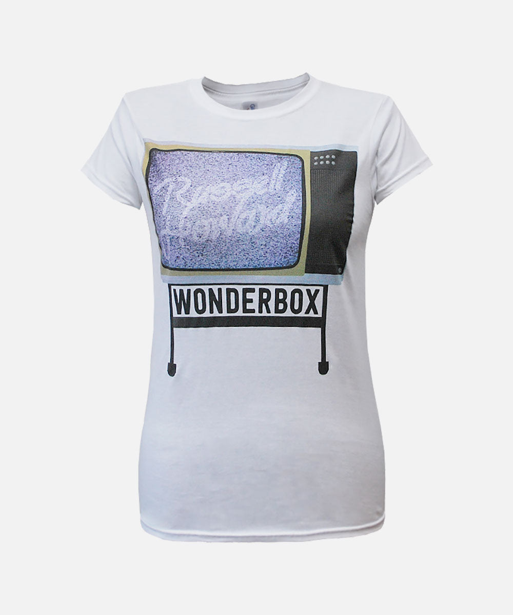 Old TV Ladies T-Shirt
