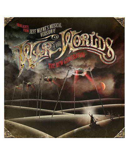 Highlights From Jeff Wayne's Musical Version Of The War Of The Worlds - The New Generation CD