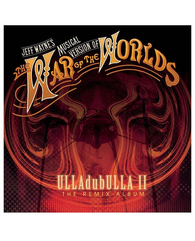 Jeff Wayne's Musical Version Of The War Of The Worlds - Ulladubulla Vol. 2 Cd