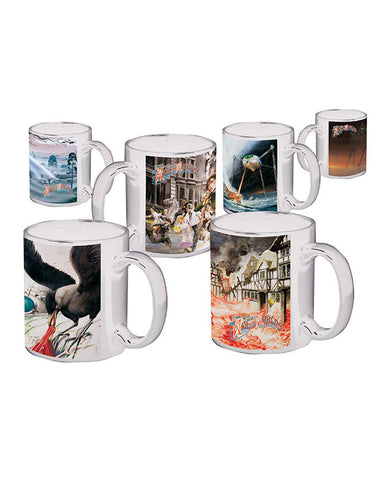 Mug Set x 6 _ Original Paintings