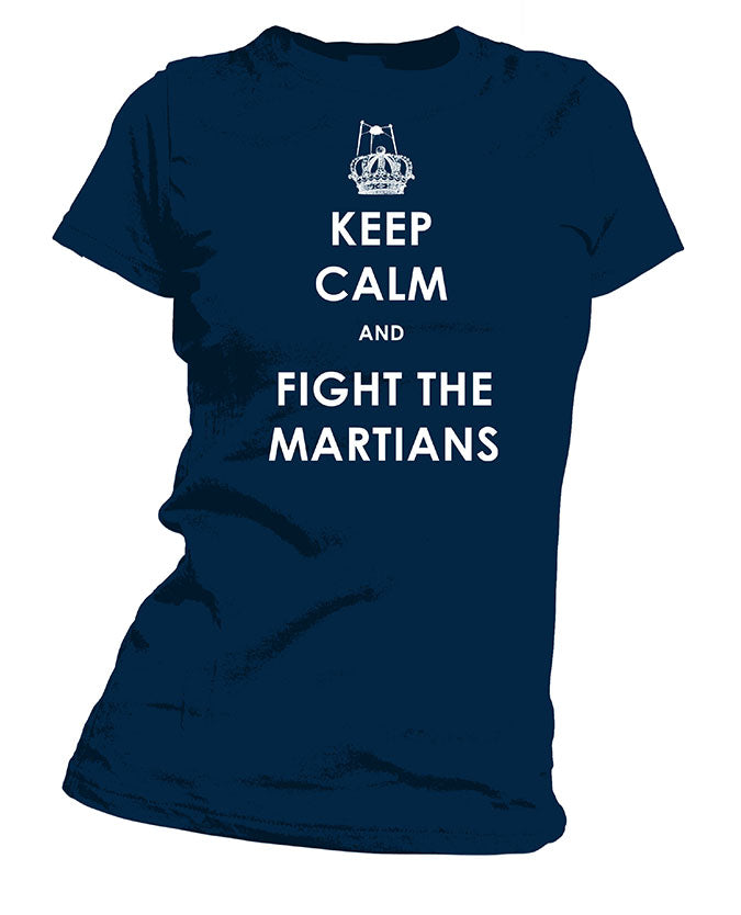 Keep Calm & Fight The Martians (2012 Tour) LADIES