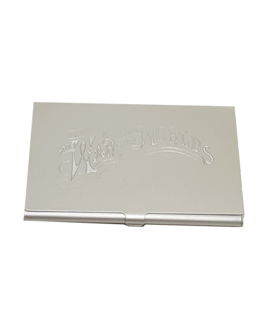 Jeff Wayne's Musical Version Of The War Of The Worlds - Card Holder