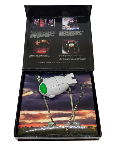 Jeff Wayne's Musical Version Of The War Of The Worlds - Martian Fighting Machine USB Memory Stick