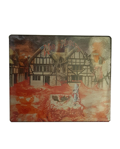 Jeff Wayne's Musical Version Of The War Of The Worlds - Red Weed Mousemat