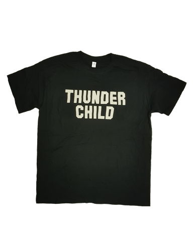 Thunder Child Black T-Shirt