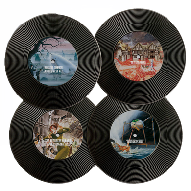 'Original Artwork' Coaster Set