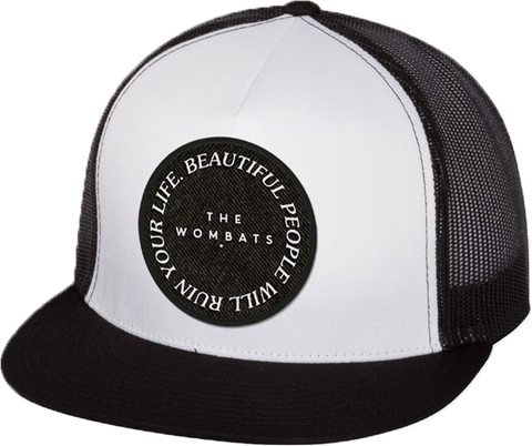 Beautiful People Crest Cap