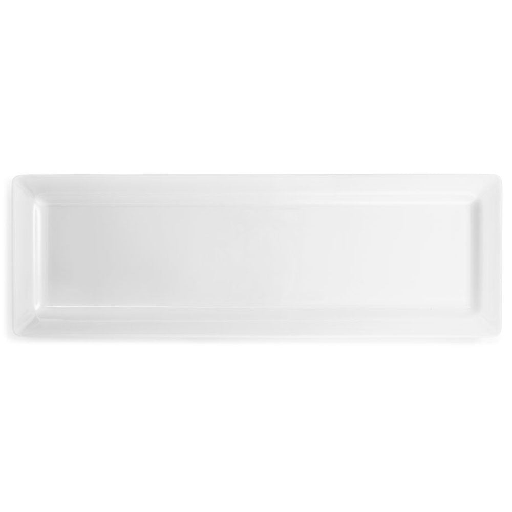 Diamond White Melamine Sandwich Platter