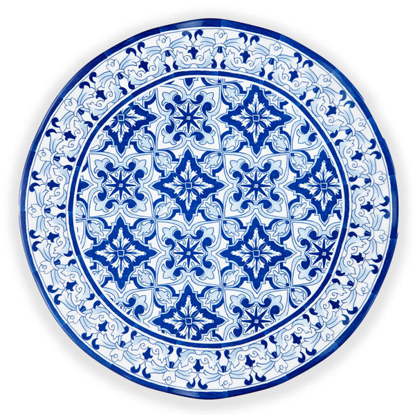 Talavera in Azul Serving Platter
