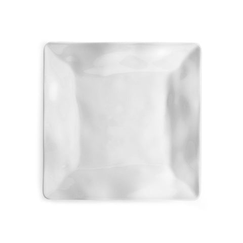 Ruffle Square Salad Plate