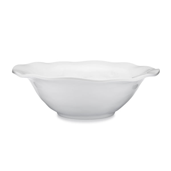 Ruffle Round Serving Bowl