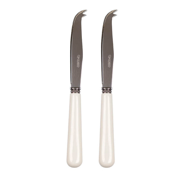 Provence White Cheese Knives