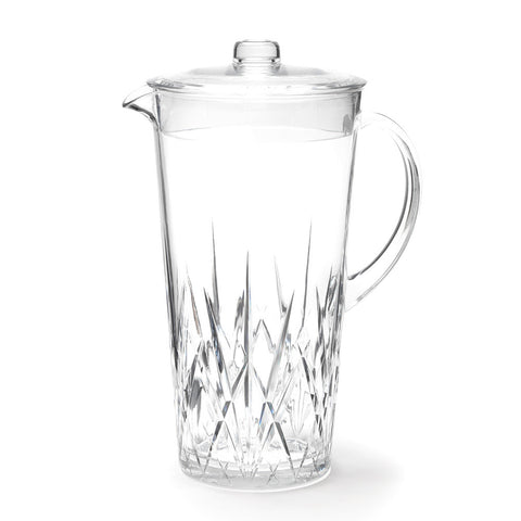 Aurora Crystal Clear Tritan Acrylic Pitcher