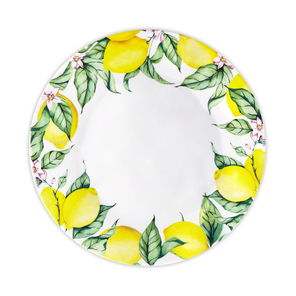 Limonata Melamine Dinner Plate