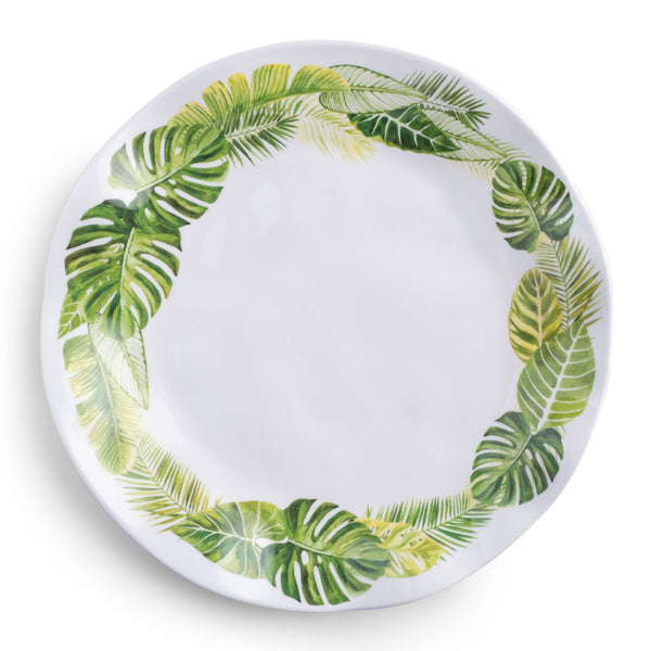 Palm Melamine Dinner Plate