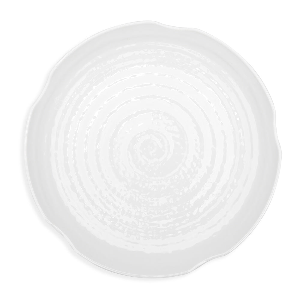 Pearl Melamine Large Serving Platter