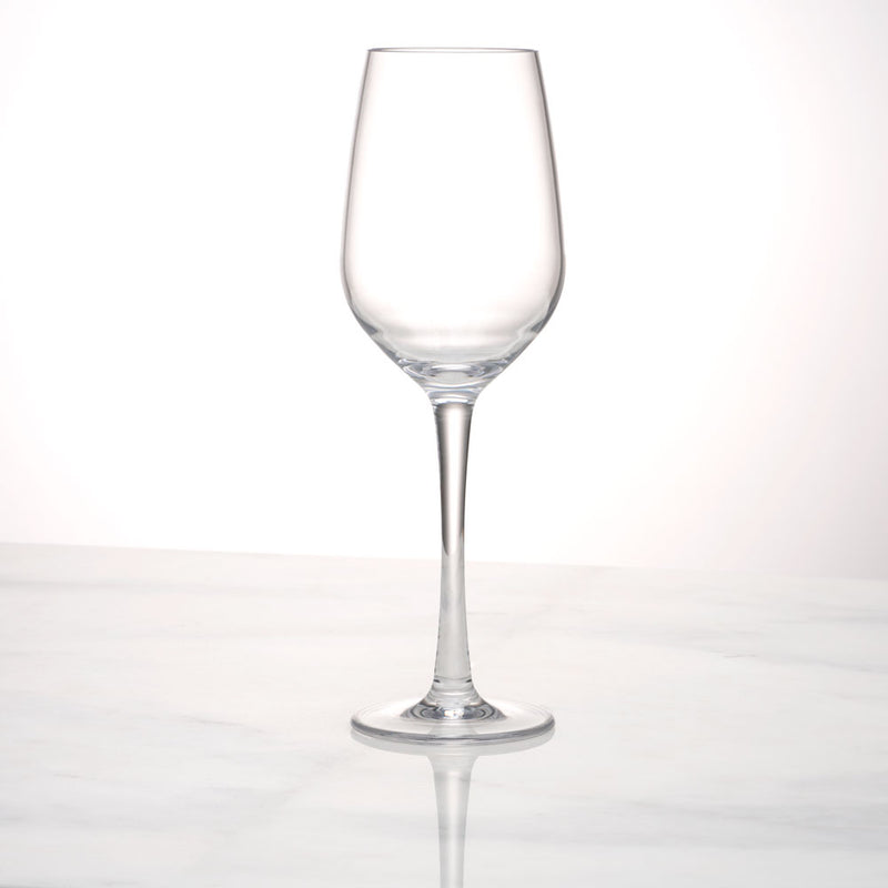 Hudson Tritan Acrylic White Wine Glass