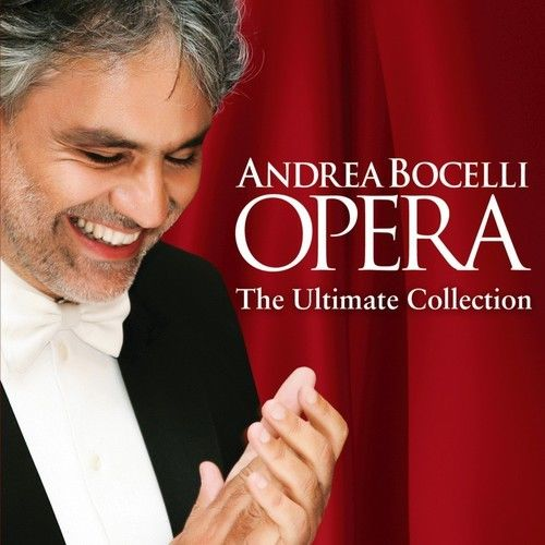 Andrea Bocelli (Ultimate Opera Collection) CD