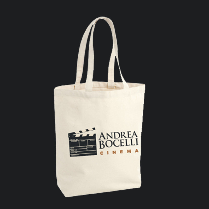 Andrea Bocelli (Cinema) Shopper Bag