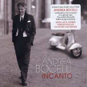 Andrea Bocelli (Incanto) CD