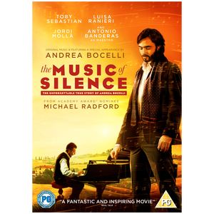 Andrea Bocelli (Music of Silence) DVD
