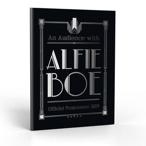 Alfie Boe Official Merchandise