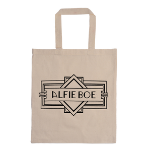 Deco Tote Bag - Natural