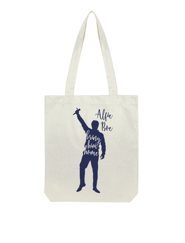 Bring Him Home Tote Bag - Natural