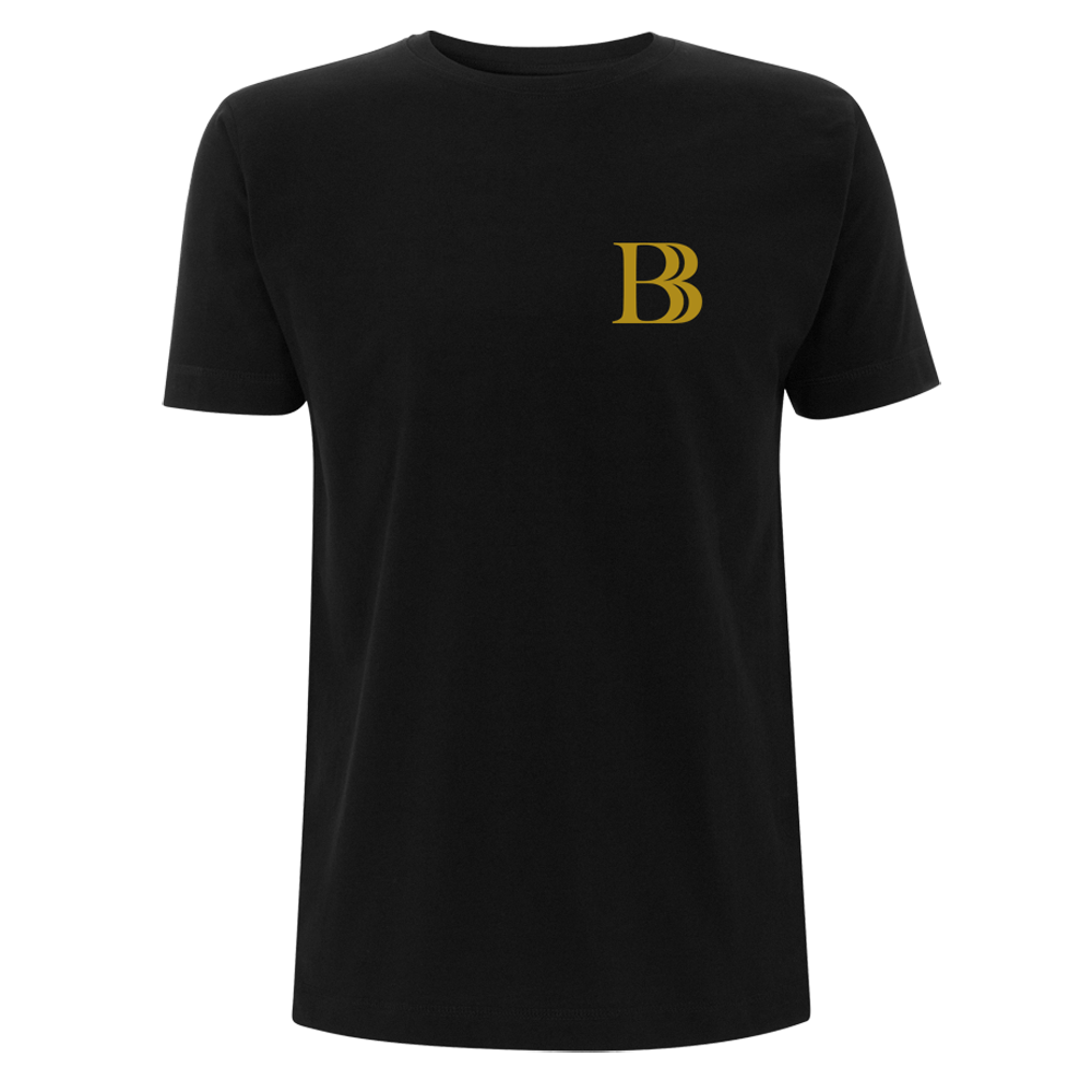Ball & Boe Logo Tour - Black T-Shirt